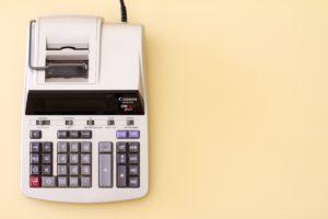 Accounting Calculator