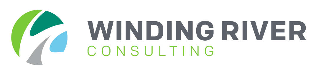 Winding River Consulting's Logo